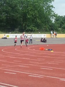 James 200m Reading 31st May 2014