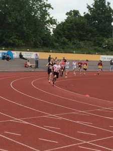 Leon 1500m Reading 31st May 2014