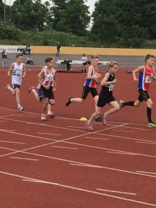 Liam 1500m Reading 31st May 2014