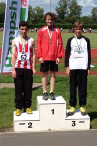 PatrickWhelanHampshire Championships