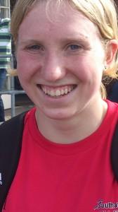 U20 200m, 400m & 800m Champion - Emily Jenkinson