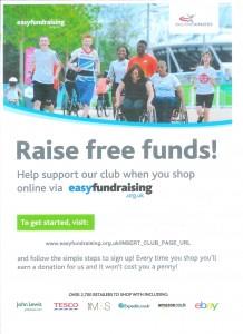Fund Raising Poster